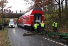 Spedition Kübler - Transport Doppelstockwagen 3