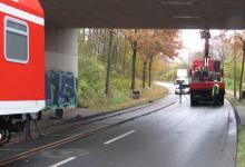 Spedition Kübler - Transport Doppelstockwagen 4