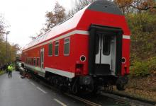 Spedition Kübler - Transport Doppelstockwagen 5