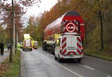 Spedition Kübler - Transport Doppelstockwagen 7