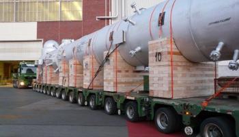 Behältertransporte bei der Spedition Kübler  - 8